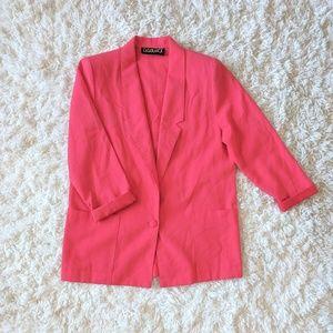 VTG linen Jacket
